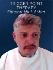 Trigger Point therapy online speaker- Simeon Neil Asher
